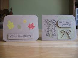 Autumn Blessings Note Cards