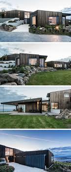 100 Mt Architects Pleasant Home By Cymon Allfrey In New Zealand