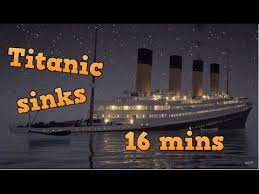 Titanic Sinking Simulation Real Time by Accuracy Of Simulations Encyclopedia Titanica Message Board