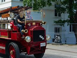 100 Old Fire Truck Tormod Malmgren Fire Truck