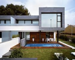 100 Semi Detached House Design Six S Isolated In Rocafort By