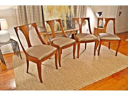 Mid Century Kindel Belvedere Dining Chairs - Apartment ... Kindel Fniture Cherry Banquetstyle Ding Room Table 1960s Breakfront Cabinet Rigakublogcom Details About L46708ec Set Of Kindel Shield Back Carved Mahogany Chairs Vintage Belvedere Spoonback Of 6 Rare Sofas Storage Cabinets More Hickory Chair Bedroom Chest 156673 Studio 882 The Arts French Country 4 Regency Style Wall Mirror Thomasville Fniture Tableau Collection Cane Arm 70195 233246 One Drawer Lamp Side End From Philly Pladelphia Attic