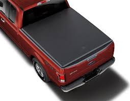 2017 Ford F-150 Accessories - Tonneau/Bed Cover - Soft Folding By ...