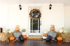 Creating an Inviting Fall Front Porch Pottery Barn