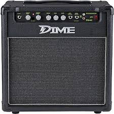 Best 1x10 Guitar Cabinet by Dime Amplification Dime Blacktooth 20w 1x10 Guitar Combo Amp