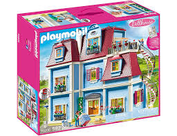 playmobil dollhouse mein grosses puppenhaus 70205