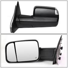 DNA Motoring: For 2002-2009 Dodge RAM Truck Left+Right Powered Side ... 19992007 Ford F350 Super Duty Side Mirror Upgrade How A Towing Works Ogden Tow Best Tow Truck With Lowest 9907 F234f550 0105 Excursion Manual Left Right Pair Set Of 2 For Dodge Ram 1500 2001 Mirrors Of On 92 96 Body 0814 F150 Pickup Truck Power Heated 2015 Chevy Silverado 62l V8 This Just In Video The Fast Cipa Universal 11960 Camping World Signal Gmc Chevrolet High Country Hd Is It Gm Authority