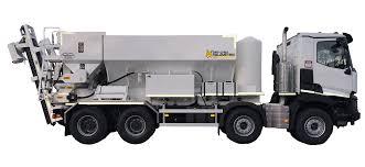 100 Concrete Truck Capacity Volumetric Mixer BayLynx Manufacturing