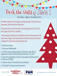 Below The Deck Cast 2015 by Angelique Ashby Sacramento City Council Deck The Halls Of