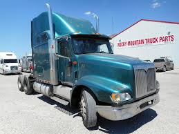 2000 International 9400i EAGLE Sleeper Semi Truck For Sale - Farr ...