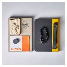 exclusive lumio book l classic fabric yellow grey the