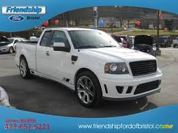 2007 Oxford White Ford F150 Saleen S331 Supercharged SuperCab ...