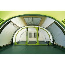 toile de tente 4 chambres tente gonflable goliath 6 places trigano planète plein air acce