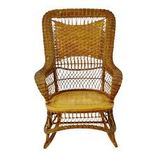 Victorian Larkin Company Wicker Rocking Chair Antique Childrens Wicker Rocking Chair Wicker Rocker Outdoor Budapesightseeingorg Rocking Chair Dark Brown At Home Paula Deen Dogwood With Lumbar Pillow Victorian Larkin Company Lloyd Flanders Chairs Pair Easy Care Resin 3 Piece Patio Set Rattan Coffee Table 2 In Seat Cushion And Alinum Glider Lawn Garden Porch Livingroom Fniture Franco Albini Style Midcentury Modern Accent Occasional Dering Hall