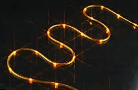 Amazon Starlite Creations Indoor Outdoor LED Mini Rope Light