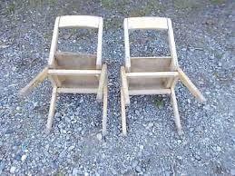 2 x kinder stuhl holzstuhl küchenstuhl stuhl antik alter