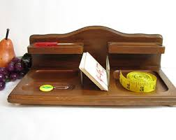 Mens Dresser Valet With Charger by Dresser Organizer Etsy