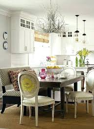 Upholstered Dining Table Bench With Back Best Ideas On Booth Room Decoratin