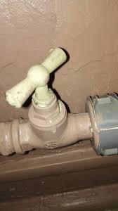 robinet d arrivée d eau qui fuit forum plomberie sanitaires