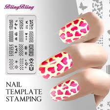 100 Nail Art 2011 Wholesale Beauty DIY Template Stamping Multi Polish