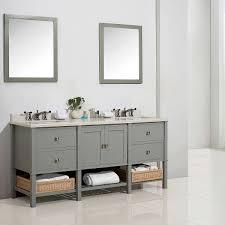 Narrow Depth Bathroom Vanity Canada by 48 Inch Bathroom Vanity 48 Inch Vanity Narrow Depth Vanity Dual