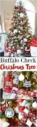 Flocking Christmas Tree With Soap by Buffalo Check Christmas Tree A Pumpkin And A Princess