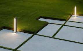 Spaces Modern Garden DesignGarden Lighting ModernModern Path