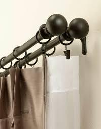 Deer Antler Curtain Rod Bracket by Modern Contemporary Curtain Rods Ideas All Contemporary Design
