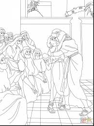 Impressive Joseph Forgives His Brothers Coloring Page With Pages And Printable