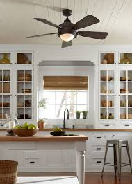 Shabby Chic White Ceiling Fans by Have A Vintage Industrial Décor The 52