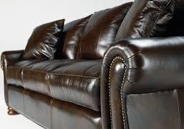 Thomasville Leather Sofa Recliner by Benjamin Three Seat Sofa 20901 525 Thomasville Furniture Array