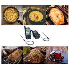 funk grill braten ofenthermometer küchen chef tfa