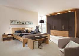 vito komplett schlafzimmer 4 tlg in braun buchefarben braun buchefarben