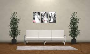 Wedding Photo Print Ideas Wall Display Mockup By San Diego
