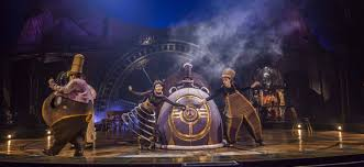 Kurios Cabinet Of Curiosities Portland by Cirque Du Soleil San Francisco Goes Steampunk Wheretraveler