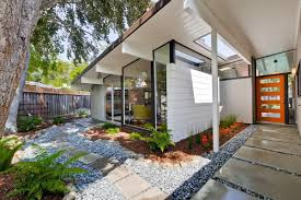 100 Eichler Landscaping Palo Alto With Pool Asks 24 Million Curbed SF
