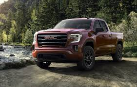 2019 GMC Sierra 1500 Elevation Pickup Truck First Look: Bridging The ... Gmc Sierra Hd Adds Offroadinspired All Terrain Package Motor Trend Introduces New Offroad Subbrand With 2019 At4 The Drive Chevycoloroextremeoffroad Fast Lane Truck Best Used To Buy In Alberta 2016 X Revealed Gm Authority Introducing The 2017 Life Trucks Kamloops Zimmer Wheaton Buick 1500 Chevrolet Silverado Will Be Built Alongside Debuts Trim On Autotraderca Headache Rack 2014 2018 Chevy Add Lite Front Bumper