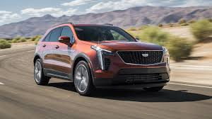 100 Motor Trend Truck Of The Year History Cadillac XT4 2019 SUV Of The Contender
