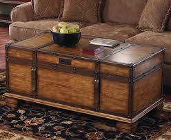 lovely wooden trunk coffee table with diy chest coffee table with