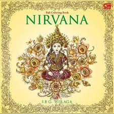 NIRVANA Coloring Book By IBG WIRAGA Bali Indonesia