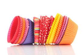 Assorted Colour Patty Pans