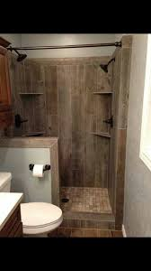 Pin By Courtney Stoel On Home Style Inspiration | Small Rustic ... Shower Renovation Ideas Cabin Custom Corner Stalls Showers For Small Small Bathtub Ideas Nebbioinfo Fascating Bathroom Open Designs Target Door Bold Design For Bathrooms Decor Master Over Bath Imagestccom Tile 25 Beautiful Diy Bathroom Tile With Tub Shower On Simple Decorating On A Budget Spaces Grey White