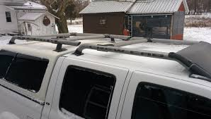 Truck Cap Roof Rack From Xterra - Nissan Frontier Forum Diy Truck Cap Roof Rack Best Resource Ladder Racks For Trucks Craigslist To Fit Over Lowes Hauler Van Cap Show Off Your Shell Top Modifications And Addons Page Bicycle Plus Utility With Pickup As Well From Xterra Nissan Frontier Forum Installing Sale Leer Caps