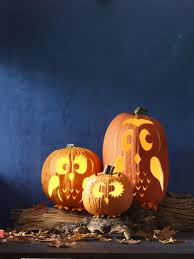 Printable Jason Pumpkin Stencil by Halloween Pumpkin Carving