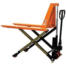 Bolton Tools Manual Scissor High Lift Pallet Truck | 2200 Lb | GS100