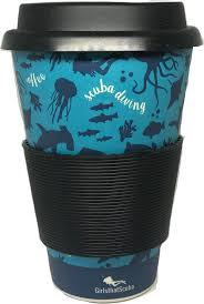 Reusable Coffee Cup Bamboo