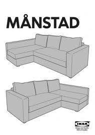 Ikea Manstad Sofa Bed Cover by Ikea Ektorp Sofabed Cover Removable 2 Seat Sofa Bed Slipcover