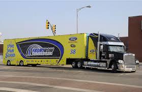 Long John Silvers, Transporter, Hauler, NASCAR, Freightiner | Race ...