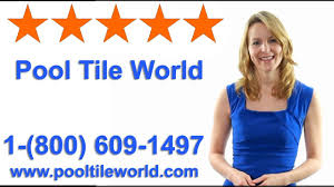 Waterline Pool Tile Designs by Waterline Pool Tile 800 609 1497 Glass Waterline Pool Tile Youtube