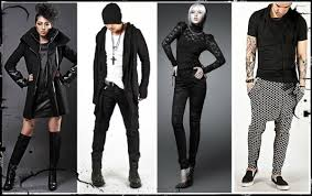 Tips And Trends The Street Urban Goth Style